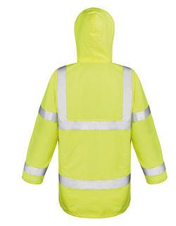 Hi Viz Motorway Coat