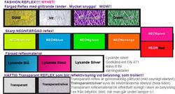 Reflexväst+Ryggsäck Paketpris
