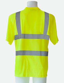 Hi-Viz T-Shirt EN ISO 20471