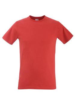 T-shirt Fitted tajtare, rabattpris