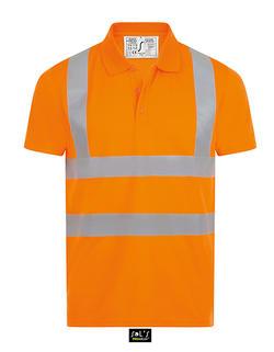 Hi vis Polo Piké shirt