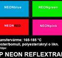 Text/Namn NEON REFLEX