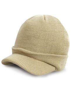 Junior Army Stickad Hat
