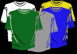 T-shirts 2-pack. SUPERPRIS!